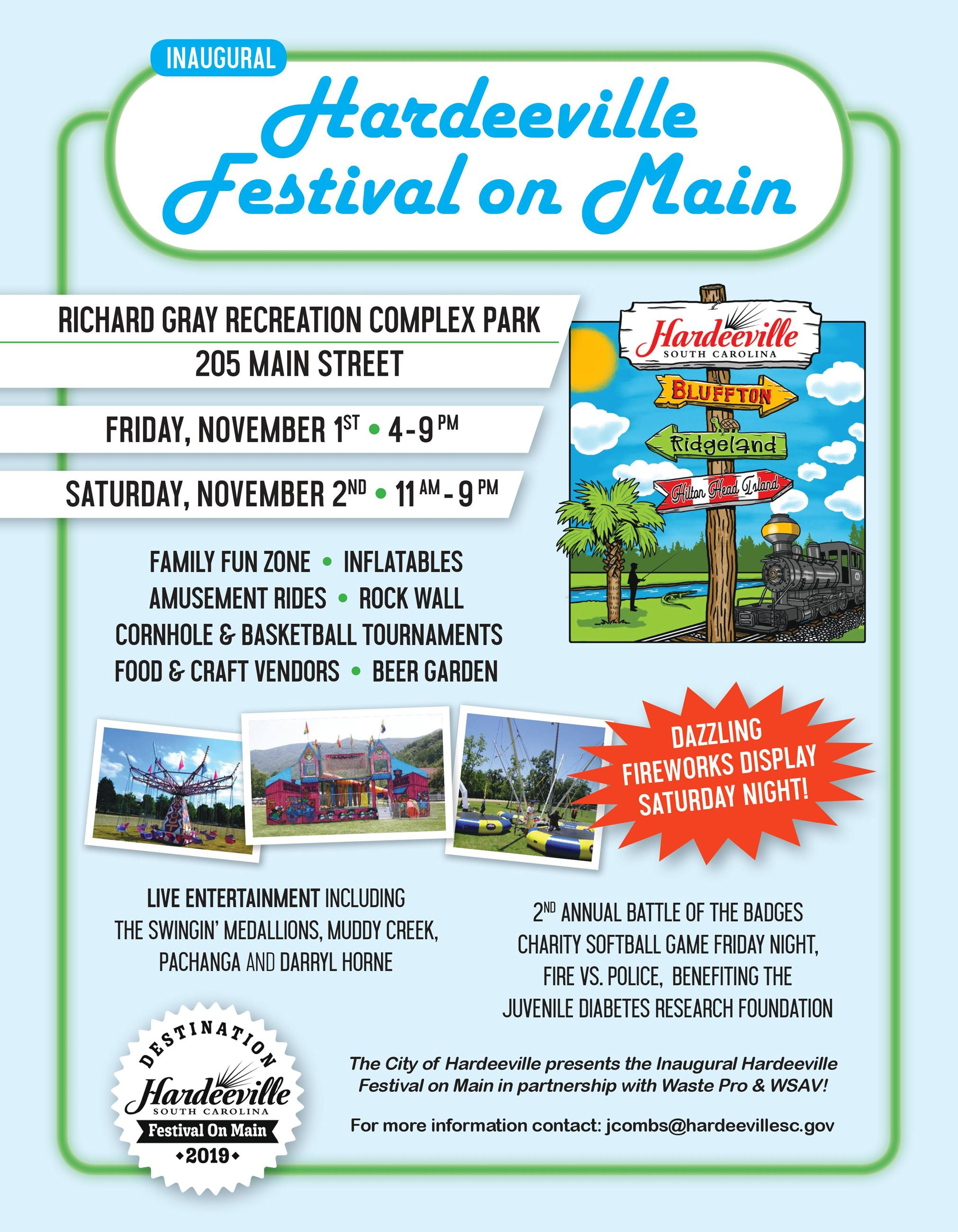 Festival On Main flyer_91319