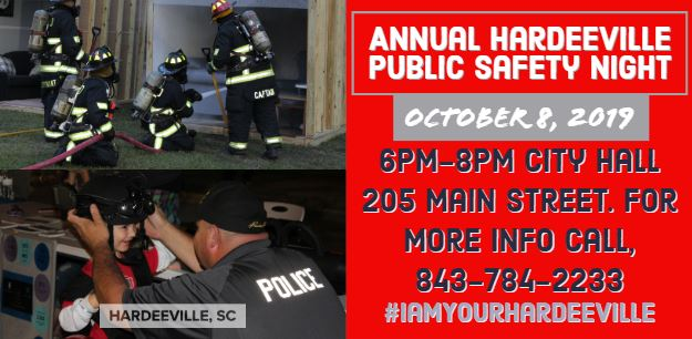 2019 Public Safety Night